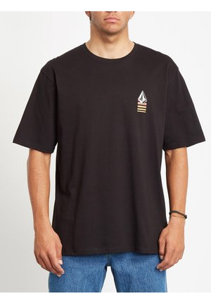 BLOXER  - T-shirt con stampa - black