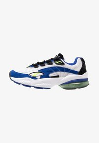 Puma - CELL - Trainers - surf the web/white - 0