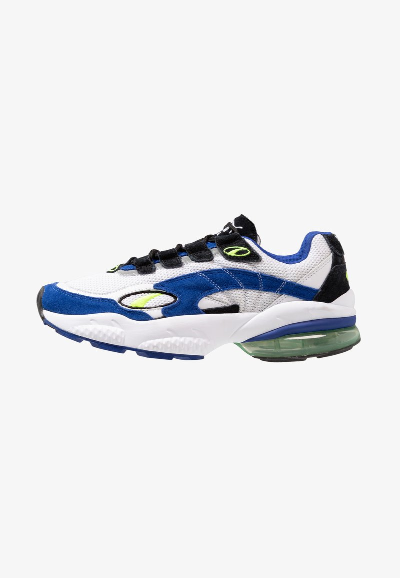 Puma - CELL - Trainers - surf the web/white