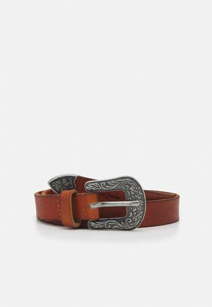NORA BELT UNISEX - Belt - tan