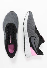 Nike Performance - WMNS REVOLUTION 5 - Neutral running shoes - black/psychic pink/dark grey - 1