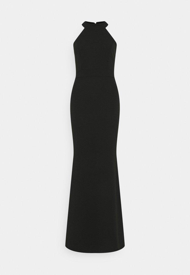 WAL G. - KAYLA HALTER MAXI DRESS - Occasion wear - black