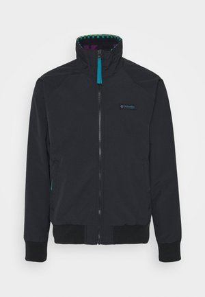 FALMOUTH JACKET - Giacca outdoor - black/fjord blue