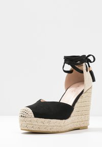 RAID - DORIAN - High heeled sandals - black - 4