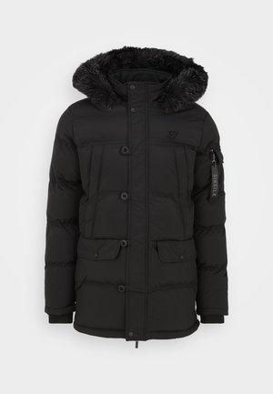 PUFF - Winter coat - black