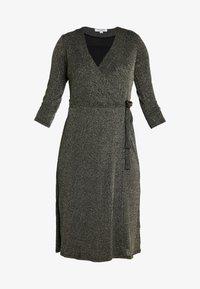 Great Plains London - IVY - Cocktail dress / Party dress - black/gold - 3