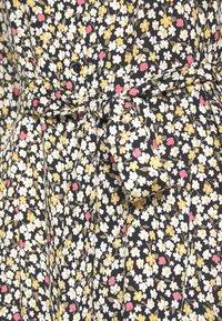 Pieces - PCREBA DRESS - Skjortekjole - black - 5