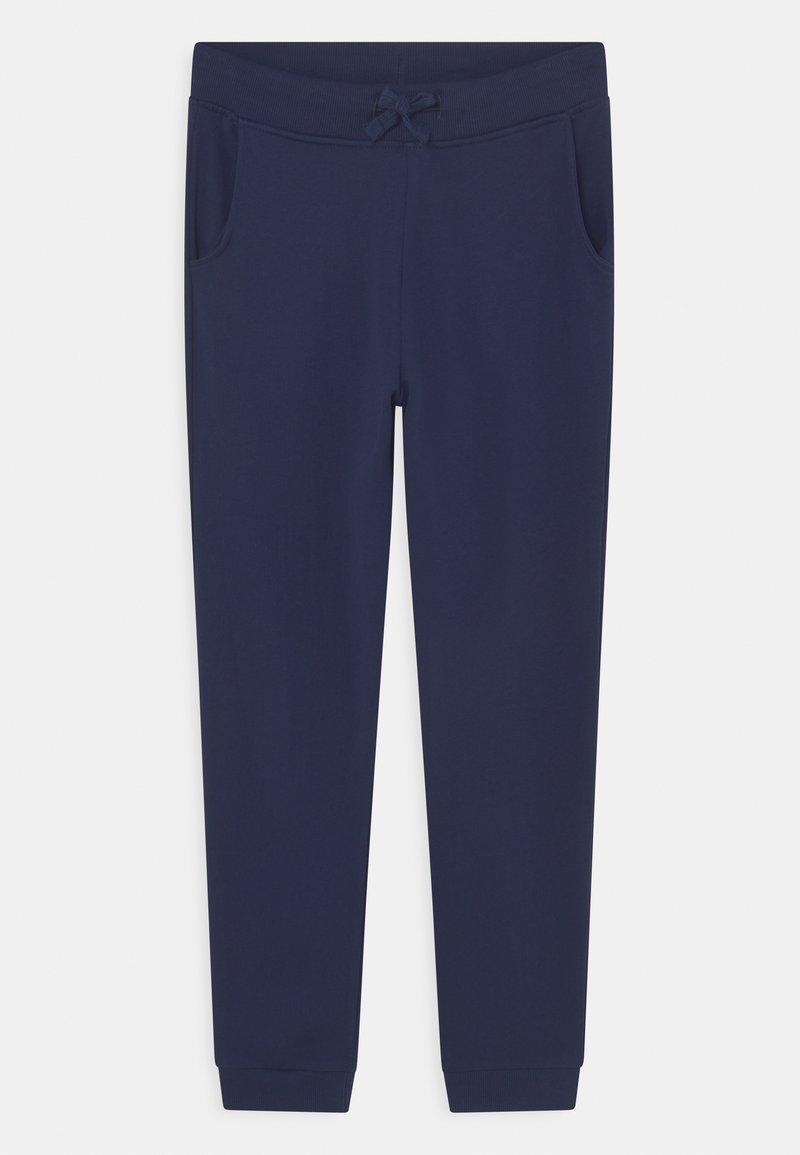 Guess - JUNIOR ACTIVE CORE - Spodnie treningowe - deck blue