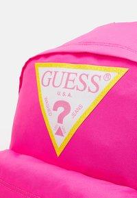 Guess - JAYMI UNISEX - Rucksack - pink - 3