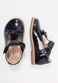 Friboo - Ankle strap ballet pumps - dark blue - 0