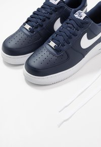 Nike Sportswear - AIR FORCE 1 '07 AN20  - Tenisky - midnight navy/white - 5