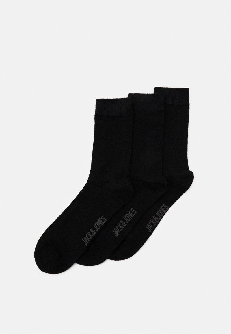 Jack & Jones - JACWOOL SOCKS 3 PACK - Socks - black