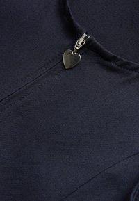 Next - PINAFORE - Day dress - blue - 2