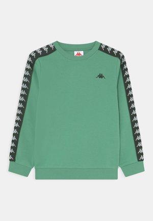 JERG UNISEX - Sweatshirt - malachite green