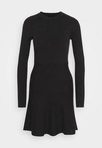Even&Odd - Jumper dress - black - 5
