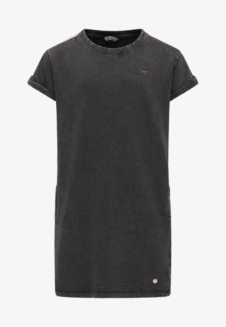 Petrol Industries - Denní šaty - black