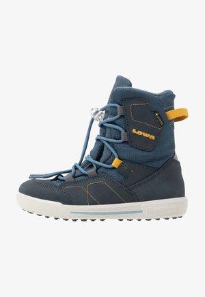 RAIK GTX UNISEX - Snowboots  - dark blue