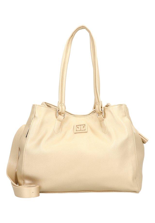 Handbag - gold
