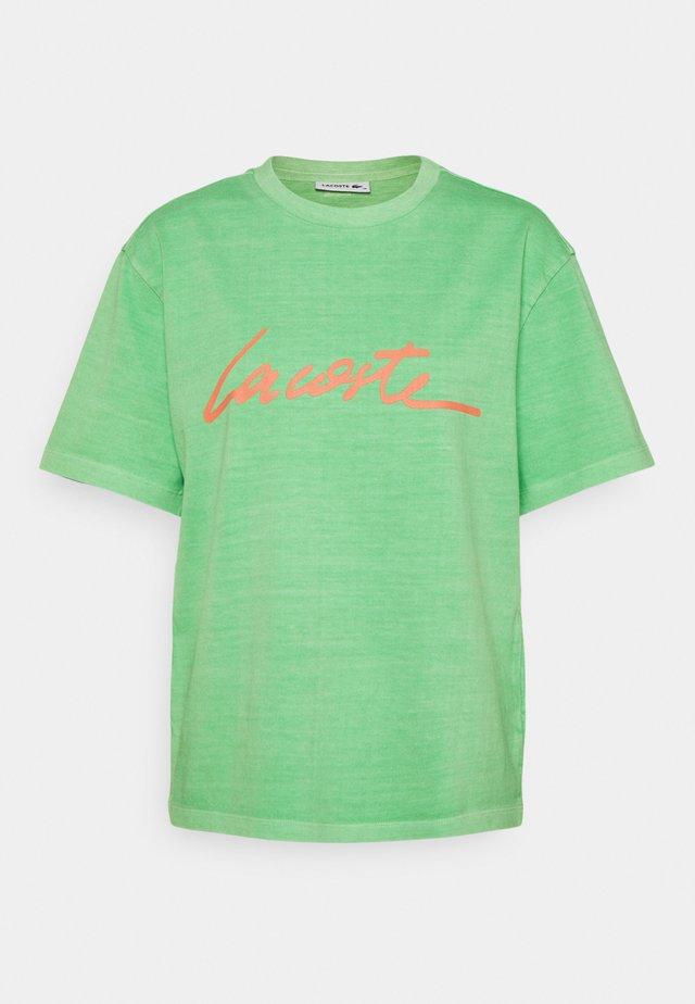 Print T-shirt - liamone