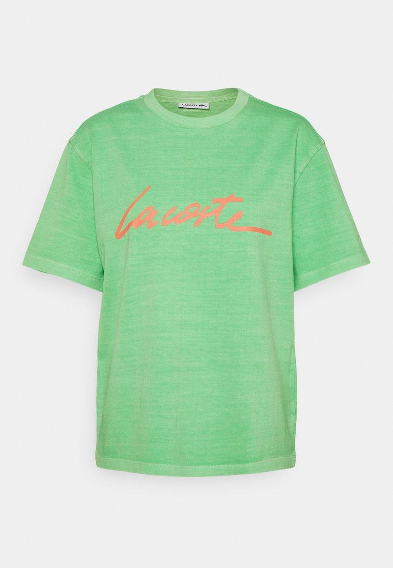 Lacoste - T-shirt con stampa - liamone