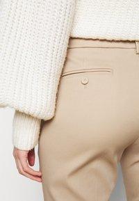 WEEKEND MaxMara - VITE - Trousers - kamel - 4