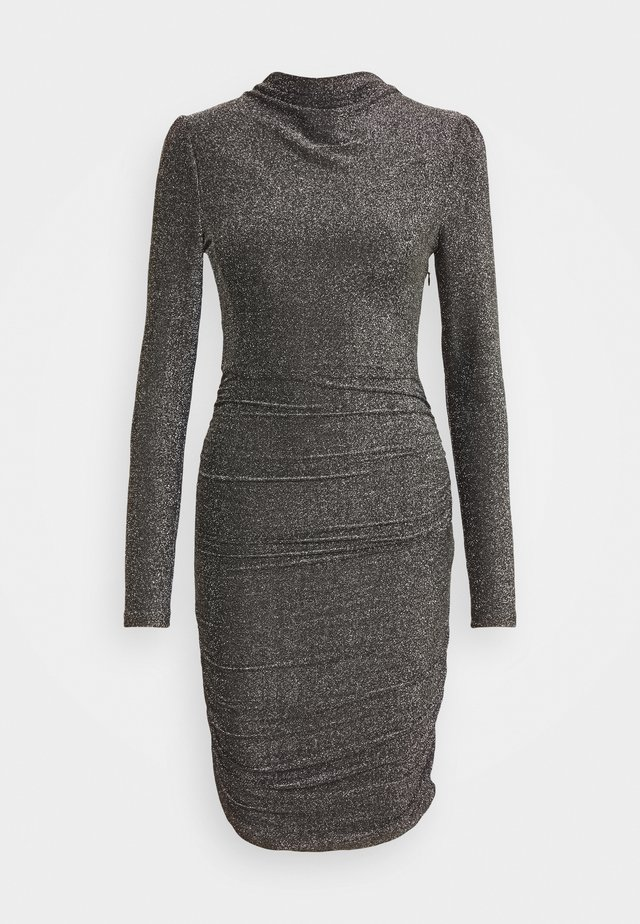 DINA DRESS - Cocktail dress / Party dress - silver