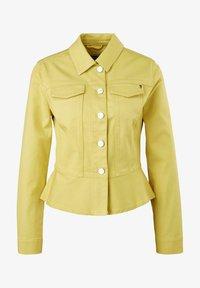 comma - Denim jacket - gelb - 3