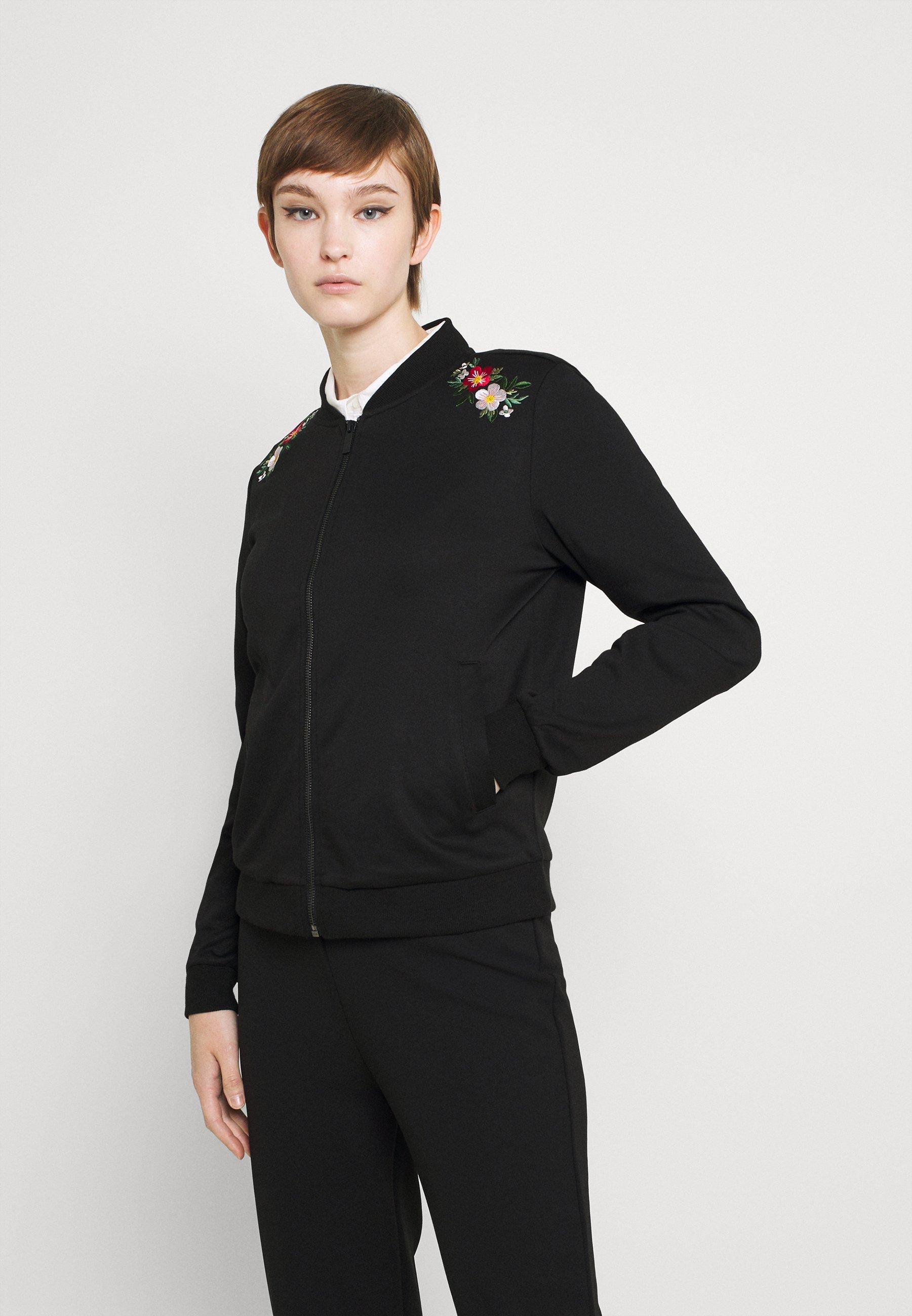 Women VIUKI FLOWER EMBROIDERY - Bomber Jacket