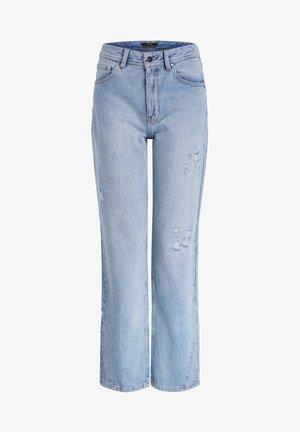 Straight leg jeans - denim vintage b