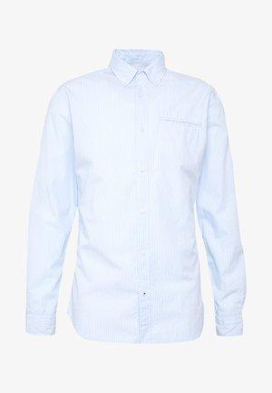 JETAPE DETAIL SLIM FIT - Shirt - blue