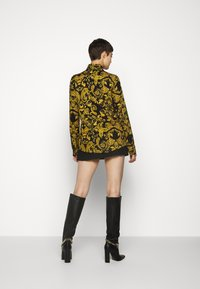 Versace Jeans Couture - Button-down blouse - nero - 2