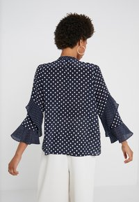 Marella - JAJCE - Button-down blouse - navy - 2