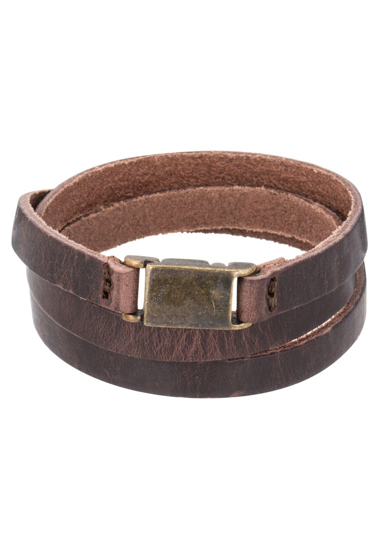 Royal RepubliQ Armbånd - dark brown/mørkebrun mmDxB7N7aYVWW7J