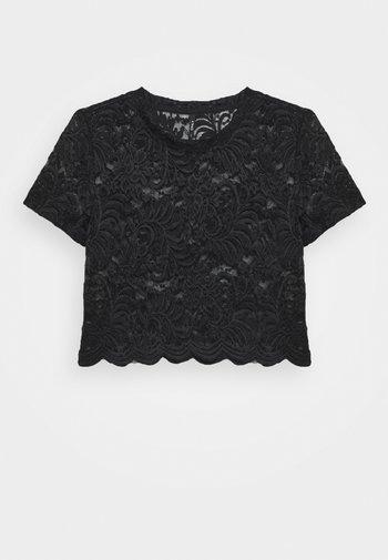 ONLALBA - Bluse - black