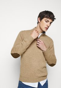 Hackett London - Jumper - mushroom - 3