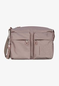 Mandarina Duck - Across body bag - pale blush - 1