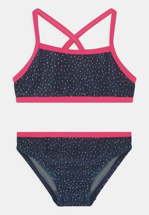 NMFFELISIA SET - Bikini - dark sapphire
