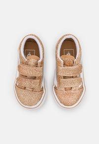 Vans - OLD SKOOL  - Sneakers laag - amberlight/true white - 3