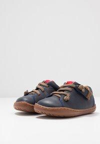 Camper - PEU CAMI - Dětské boty - navy - 1
