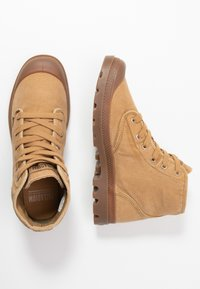 Palladium - PAMPA - Lace-up ankle boots - woodlin - 1