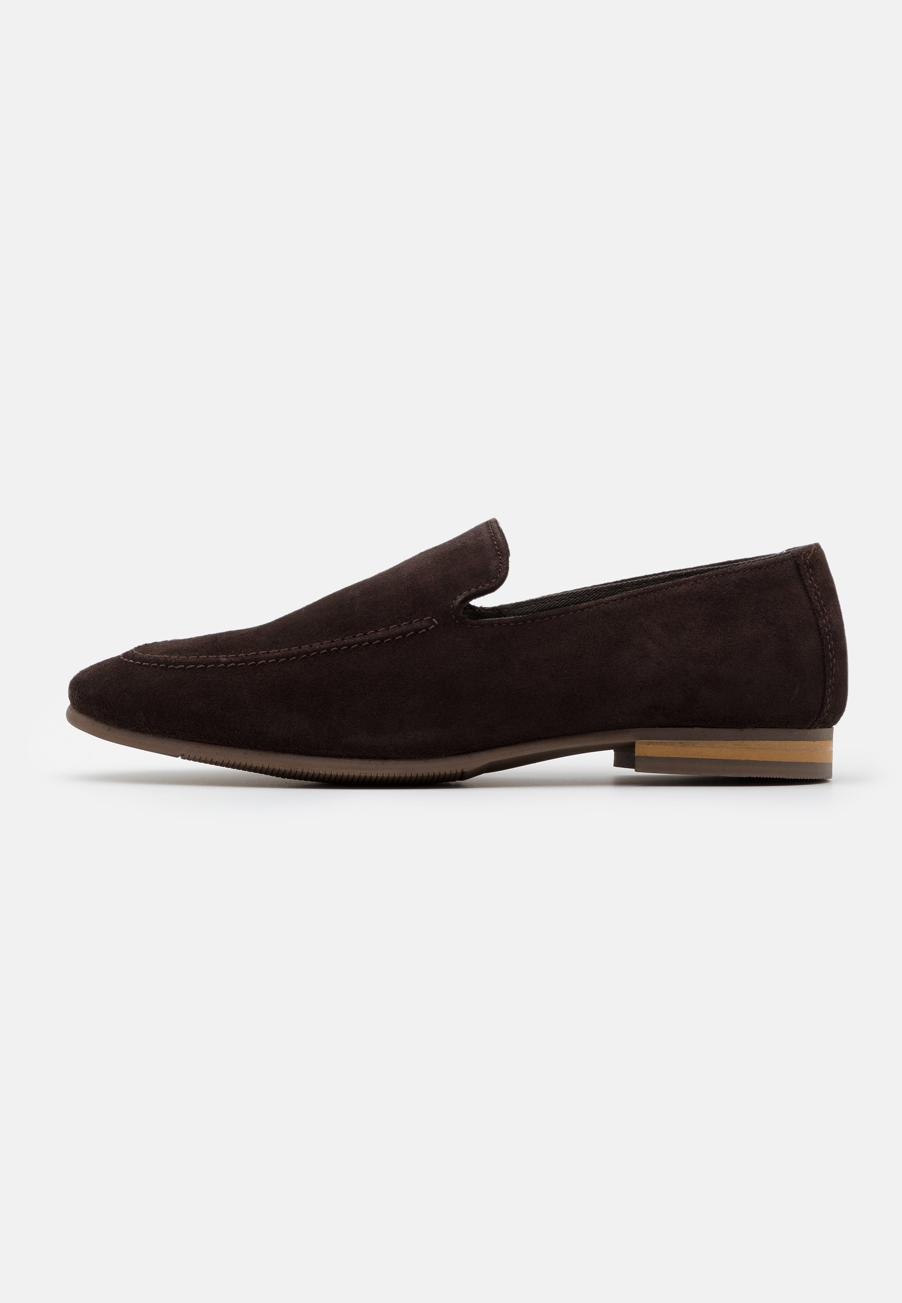 Slip ins dark brown