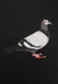 STAPLE PIGEON - LOGO CREWNECK UNISEX  - Sweatshirt - black - 6