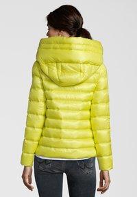 No.1 Como - LARA - Down jacket - yellow - 1