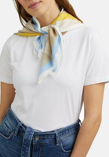 COSI LEAFSQUARE - Foulard - off white