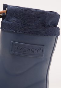 Bisgaard - THERMO BOOT - Wellies - blue - 5