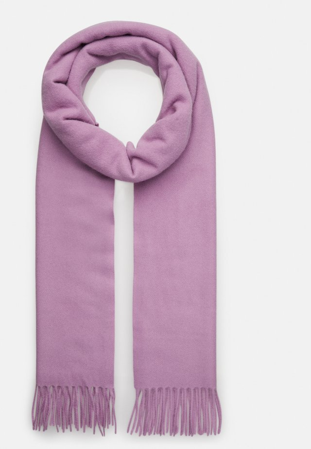 ACCOLA MAXI SCARF  - Scarf - purple jasper