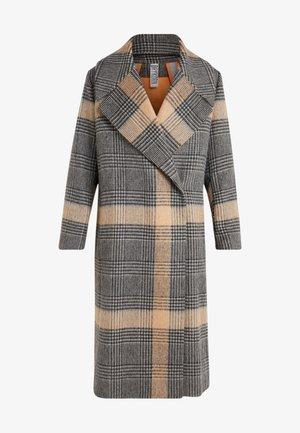 CLUNY - Płaszcz wełniany /Płaszcz klasyczny - beige grey