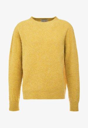 SPINNERS CREW - Svetr - yellow