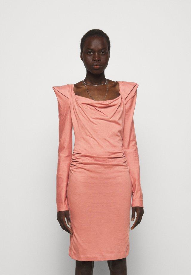 ELIZABETH DRESS - Jerseykleid - dusty pink