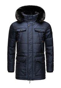 Navahoo - LUAAN - Winter coat - dark blue - 6